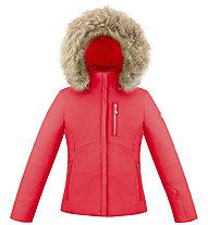 Poivre Blanc 0802 JRGL - giacca da sci - bambina, Red