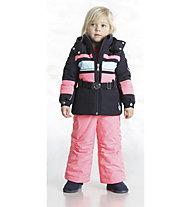 Poivre Blanc 1024 BBGL - pantaloni da sci - bambina, Pink