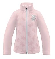 Poivre Blanc Bbgl 1702 - giacca in pile - bambina, Pink
