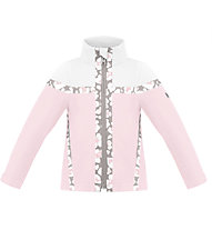 Poivre Blanc Hybrid Traditional - giacca in pile - bambino, Pink/White