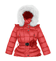 Poivre Blanc Giacca sci bambina Jacket BB Girl 1208, Corail Pink