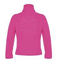 Poivre Blanc Polar Fleece 1500 BBGL Kinder-Fleecejacke, Poppy Pink