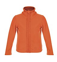 Poivre Blanc Polar Fleece 1500 BBGL Kinder-Fleecejacke, Fusion Orange