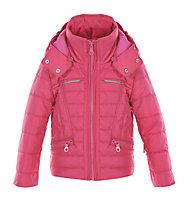 Poivre Blanc Ski 1004 BBGL Kinder-Skijacke, Poppy Pink