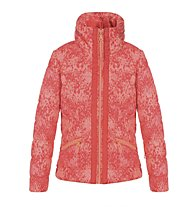 Poivre Blanc Ski 1004 JRGL Kinder-Skijacke, Cloud Cherry Red