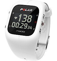 Polar A300 HR, White