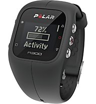 Polar A300 HR, Black
