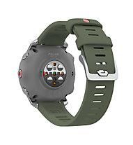 Polar Grit X - orologio multisport GPS, Grey/Green