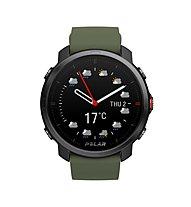 Polar Grit X - orologio multisport GPS, Green/Black