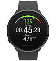 Polar Ignite 2 - GPS-Sportuhr - Damen, Black/White
