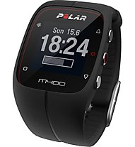 Polar M400 HR - orologio GPS, Black