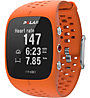 Polar M430 - orologio GPS running, Orange
