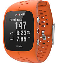 Polar M430 - GPS Trainingscomputer, Orange