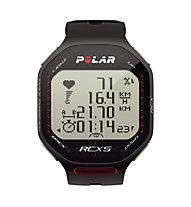 Polar RCX5 - Orologi multifunzione, Black