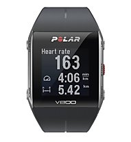Polar V800 HR - orologio GPS, Black