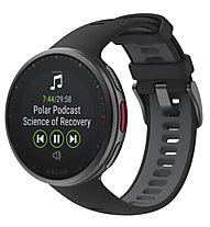 Polar Vantage V2 - orologio multisport GPS, Black