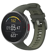 Polar Vantage V2 - orologio multisport GPS, Green