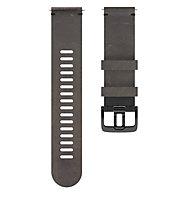 Polar Wrist Band Grit X Leather - cinturino intercambiabile, Brown / M/L