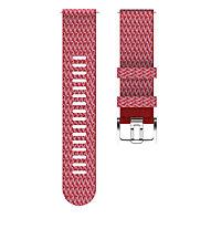 Polar Wrist Band Grit X Paracord - cinturino intercambiabile, Red /M/L