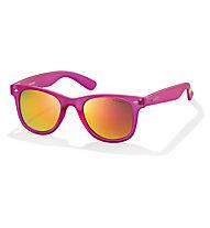 Polaroid Rainbow Sport/Sonnenbrille, Transp.Pink