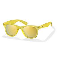 Polaroid Rainbow Sport/Sonnenbrille, Transp.Yellow