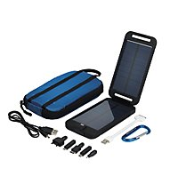 Powertraveller Solarmonkey Adventurer, Black