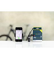 PowUnity Bike Trax GPS - tracker per bici elettriche Bosch, Black