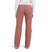 Prana Avril - pantaloni arrampicata - donna, Red