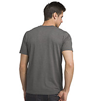 Prana Como Te Journeyman - T-shirt - uomo, Grey