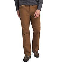 Prana Continuum - pantaloni lunghi - uomo, Brown