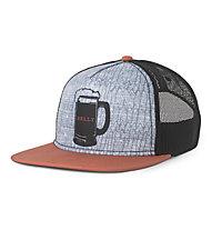Prana Journeyman Trucker - cappellino - uomo, Orange/Black