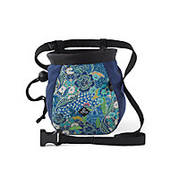 Prana Large Women's Chalk Bag with Belt - portamagnesite - donna, Blue