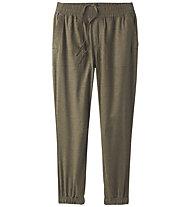 Prana Mantra Jogger - pantaloni lunghi - donna, Green