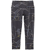Prana Pillar Printed - Legging Yoga - Damen, Black