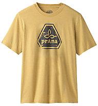 Prana Prana Icon - T-Shirt Yoga - uomo, Orange