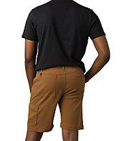 Prana Stretch Zion - kurze Kletter- und Boulderhose - Herren, Dark Brown