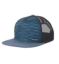Prana Vista Trucker - cappellino - uomo, Blue/Black
