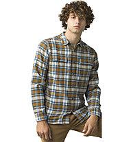Prana Westbrook Flannel - Langarmhemd - Herren, Brown