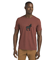 Prana Wise Ass Journeyman - T-shirt - uomo, Brown