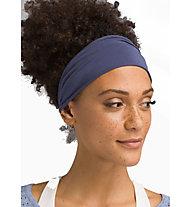 Prana Organic - fascia paraorecchie - donna, Blue
