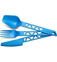 Primus Lightweight Trailcutlery Tritan® - Besteck Set, Blue