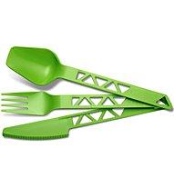 Primus Lightweight Trailcutlery Tritan® - Besteck Set, Green