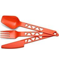 Primus Lightweight Trailcutlery Tritan® - Besteck Set, Orange