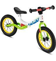 Puky LR Ride - Laufrad gefedert, Green/White