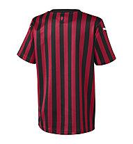 Puma AC Milan Home Replica Kids - maglia calcio - bambino, Red/Black