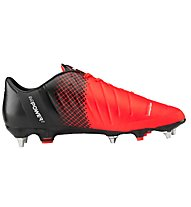 Puma Evo Power 2.3 Mixed SG - scarpe da calcio terreni morbidi, Red/Black