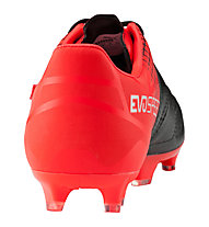 Puma Evo Speed 3.5 Lth FG - scarpe da calcio terreni compatti, Red/Black