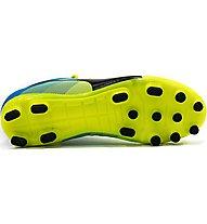 Puma EvoPower 4.3 AG - Fußballschuhe, Light Yellow/Blue/Black