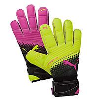 Puma EvoPower Grip 2.3 RC - guanti da portiere, Pink/Yellow