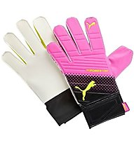 Puma evoPower Grip 4.3 - Torwarthandschuhe, Pink/Yellow
